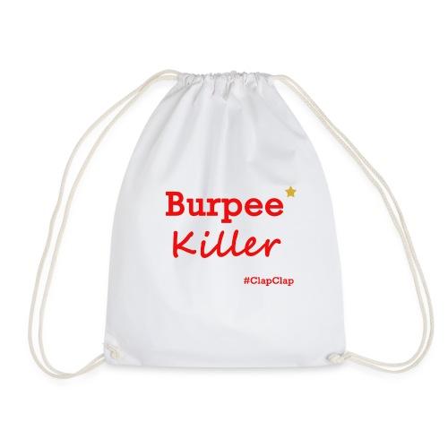 Burpee Killer Stern - Turnbeutel