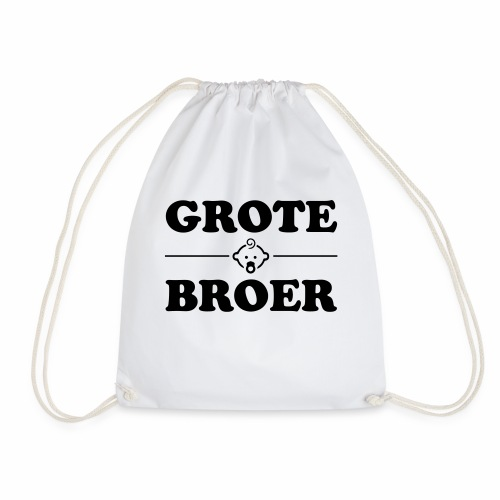 Grote Broer - Gymtas