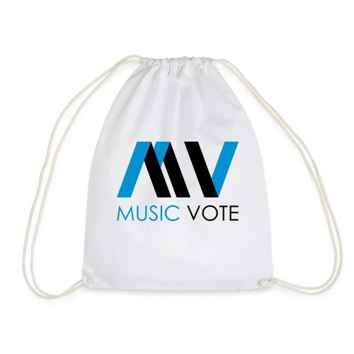 MusicVote - Turnbeutel