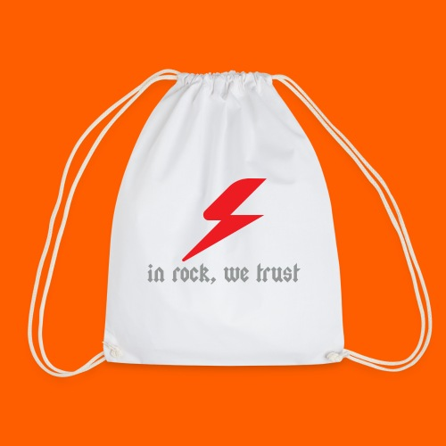 In rock, we trust - Sac de sport léger