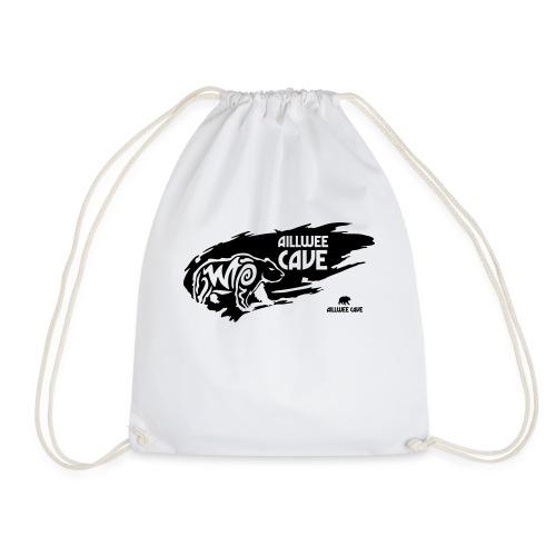 Legend_-_Aillwee_Cave1 - Drawstring Bag