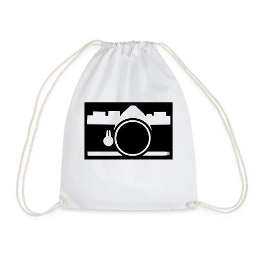 Vintage Camera - Sacca sportiva