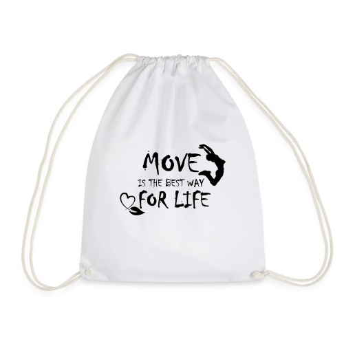 Move Best Way Life - Sac de sport léger