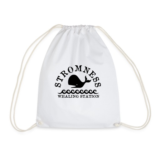 Sromness Whaling Station - Drawstring Bag