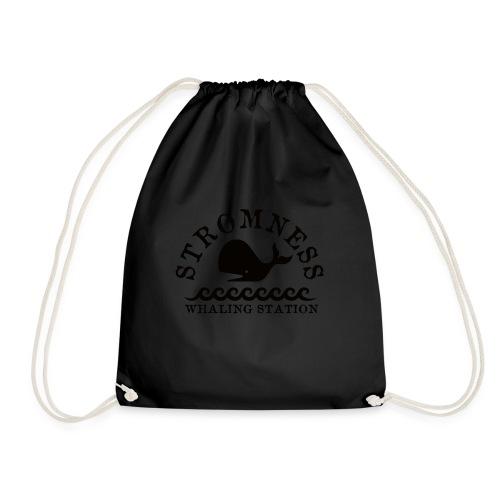 Sromness Whaling Station - Drawstring Bag