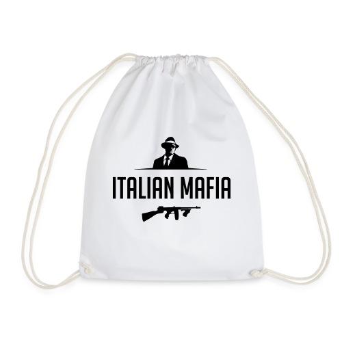 italian mafia - Sacca sportiva