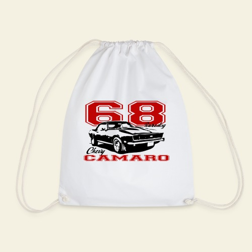 68 camaro sixty eight - Sportstaske