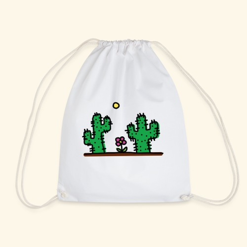 Cactus - Sacca sportiva