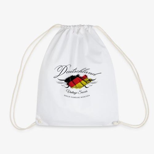 Vintage Deutschland - Turnbeutel