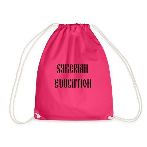 Russia Russland Syberian Education - Drawstring Bag