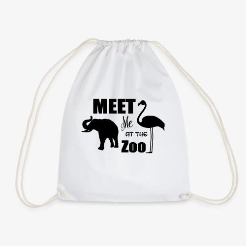 Meet Me At The Zoo - Turnbeutel