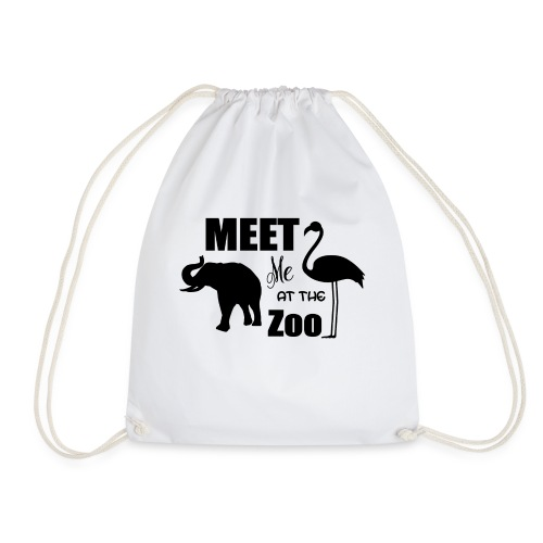 Meet Me At The Zoo - Turnbeutel