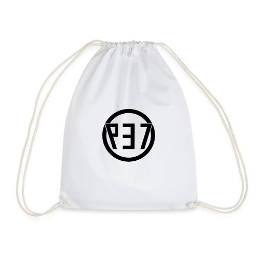P37 Logo - Drawstring Bag