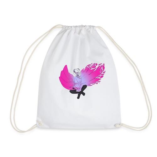 Dystopic Angel - Drawstring Bag