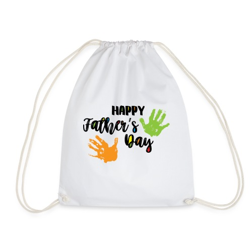 Happy Father's Day - Turnbeutel