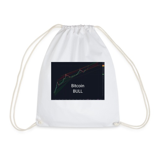 Bitcoin Bull - Turnbeutel