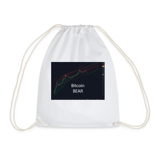 Bitcoin Bear - Turnbeutel
