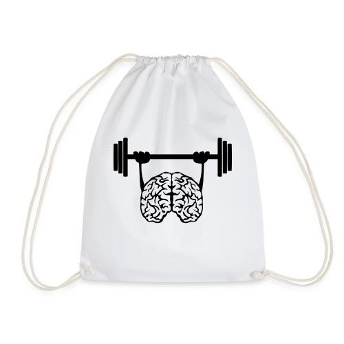 cerveau cervelle barre musculation - Sac de sport léger