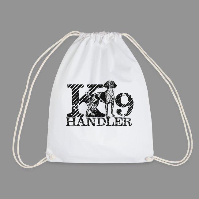 K-9 Handler - German Shorthaired Pointer