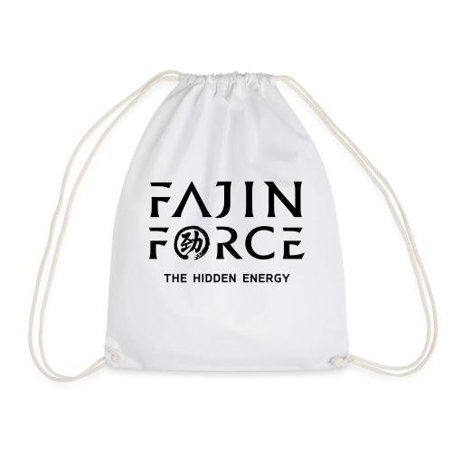 fajin force - Turnbeutel
