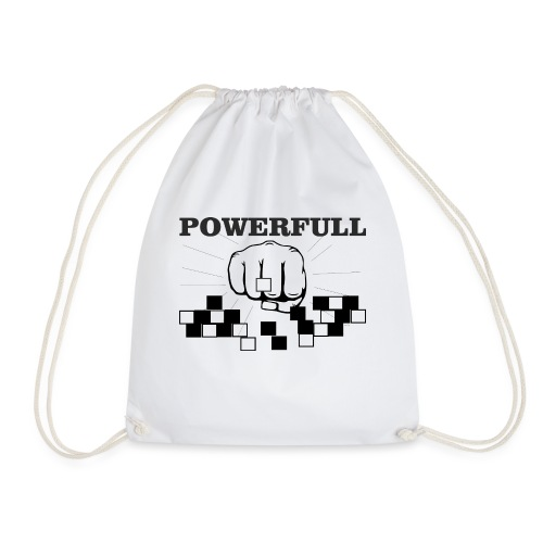 POWERFULL - Mochila saco