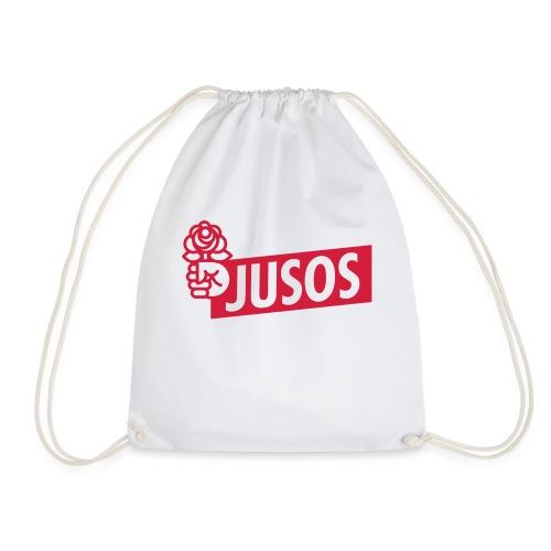 3328707 124477953 Juso Logo - Turnbeutel