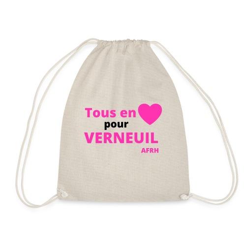 Tous en coeur pour Verneuil - Sac de sport léger
