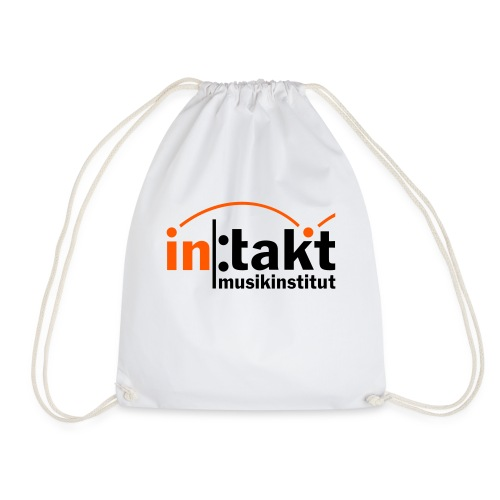 intakt Logo - Turnbeutel