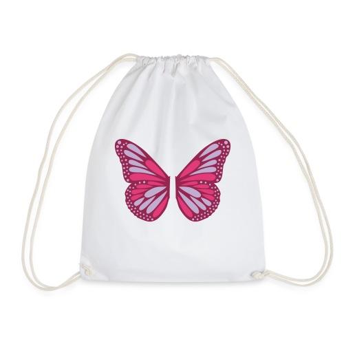Butterfly Wings - Gymnastikpåse