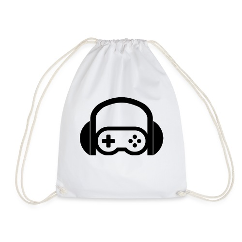 Novidoux_Logo_without_text - Drawstring Bag