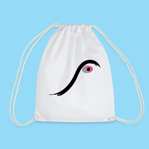 Eyed - Drawstring Bag