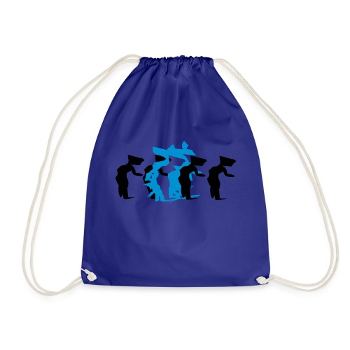 through - Drawstring Bag