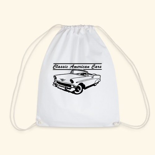 Classic American Cars 1 - Sac de sport léger