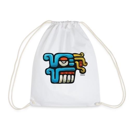 Aztec Icon Rain - Drawstring Bag