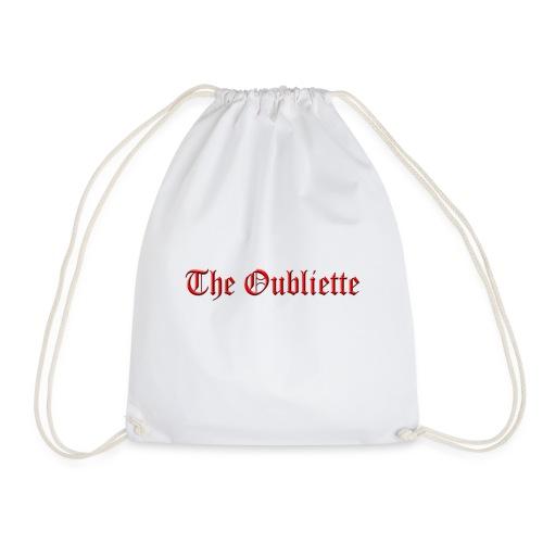 The Oubliette Apron - Drawstring Bag