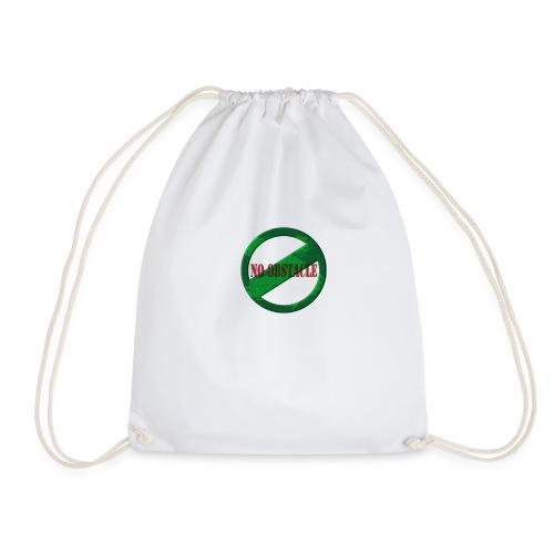 NO OBSTACLE - Drawstring Bag