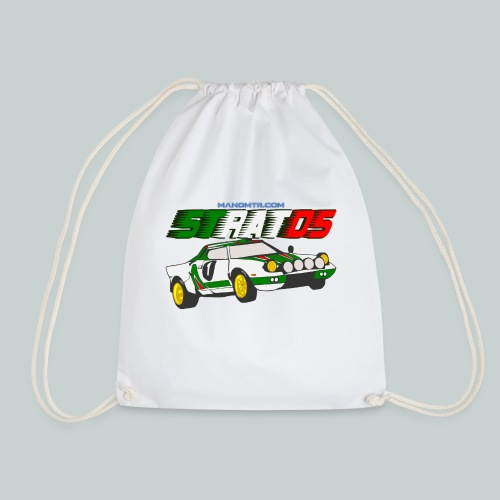 Stratos Nr.1 - Drawstring Bag