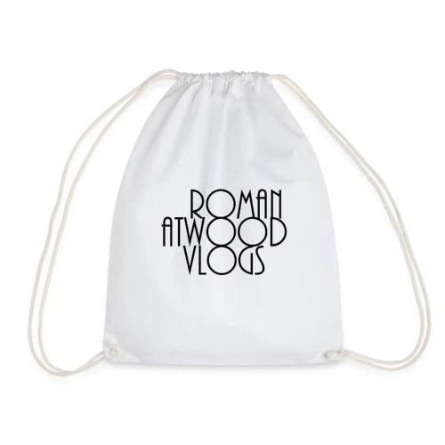 Roman Atwood Merch - Drawstring Bag