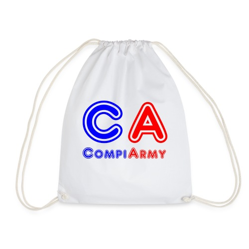 CompiArmy Design | bit.ly/compiarmyyt - Turnbeutel