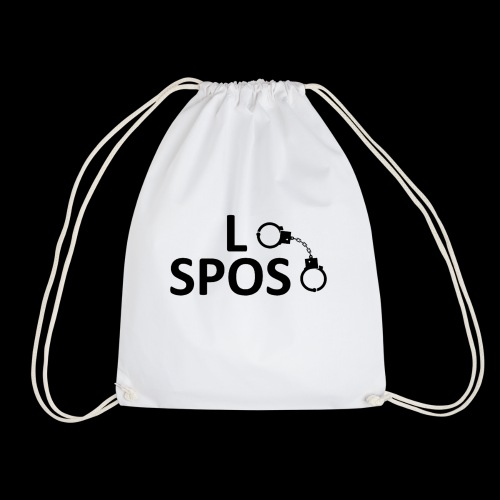 LO SPOSO.png - Sacca sportiva
