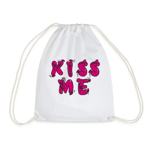 KISS ME - Turnbeutel