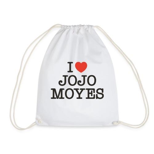I LOVE JOJO MOYES - Sportstaske