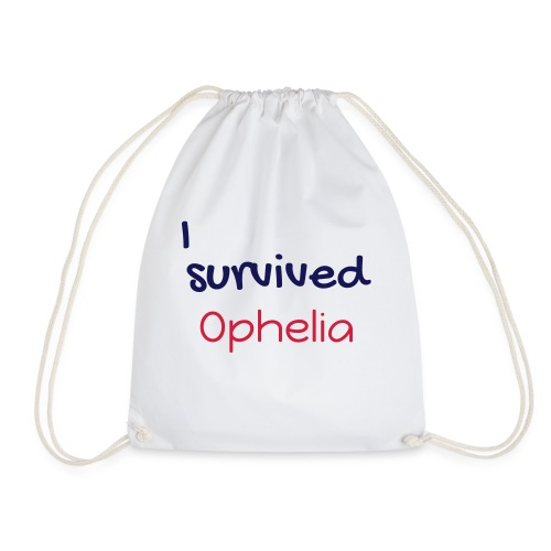 ISurvivedOphelia - Drawstring Bag