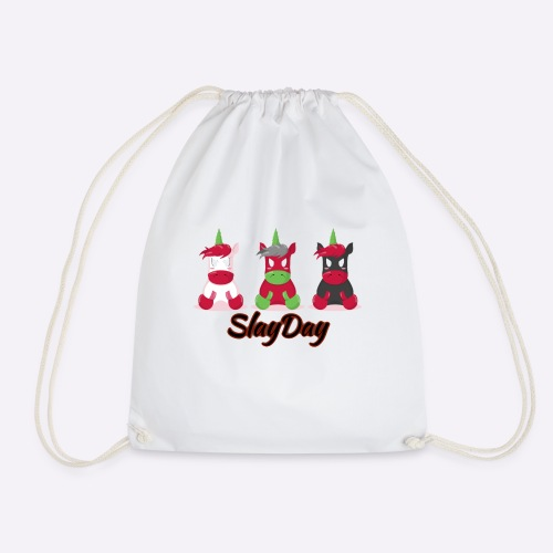 SlayDay - Drawstring Bag