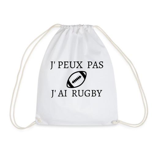 J'peux pas J'ai rugby - Sac de sport léger