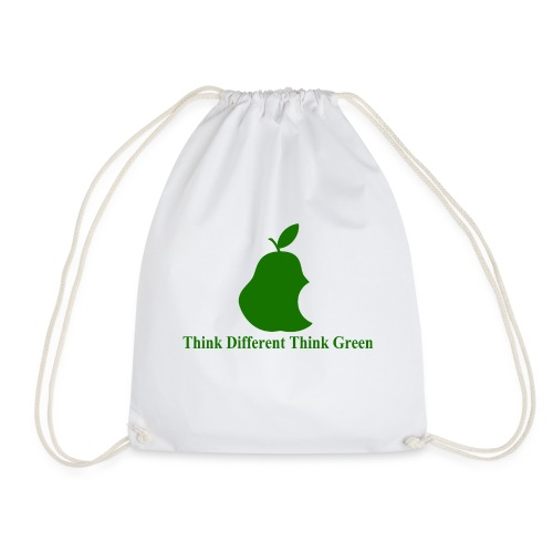 Think different, think green II - Sac de sport léger