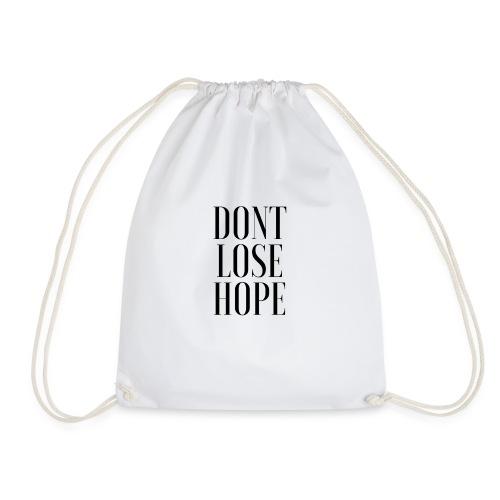 Marvin Lara - Dont Lose Hope - Mochila saco