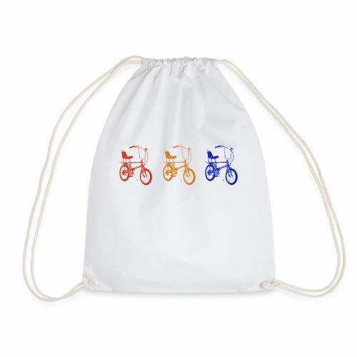Stranger Bikes - 80s bikes - Drawstring Bag