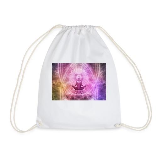 meditation 1384758 - Drawstring Bag