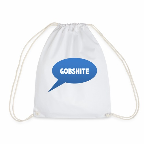 Gobshite - Drawstring Bag